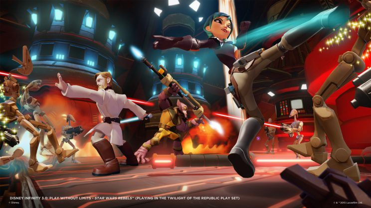 Spieletest – Disney Infinity 3.0 (Xbox One)