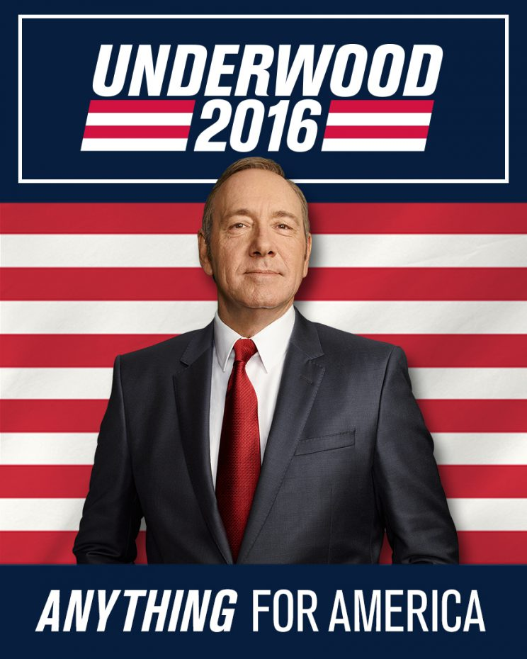 News – neue Teaser zu House of Cards Staffel 4
