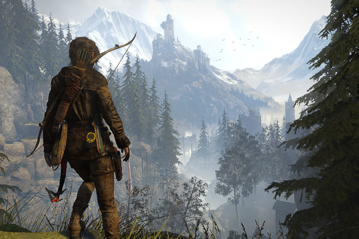 Rise of the Tomb Raider – Launch Trailer veröffentlicht