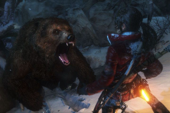 Rise of the Tomb Raider – PS4 Release Datum geleaked?