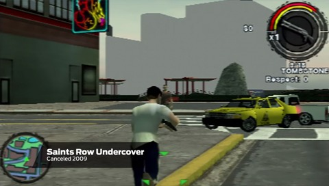 News – Saints Row Undercover: PSP Titel aufgetaucht