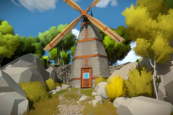 News – The Witness – 30 min. Gameplay