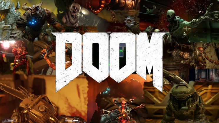 "Nintendo Switch Version von ""Doom"" hat einen stolzen DayOne Patch"