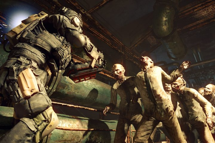 Resident Evil: Umbrella Corps – Mercenary Customization Trailer