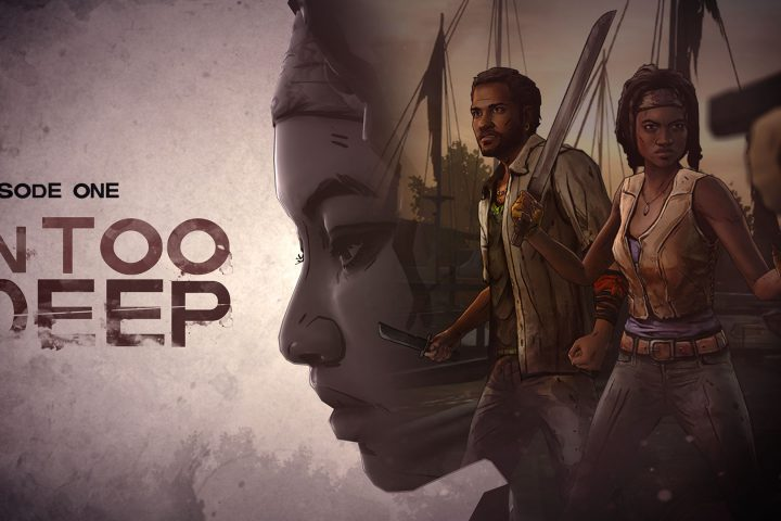Spieletest – The Walking Dead: Michonne – In Too Deep (PlayStation 4 & Xbox One)