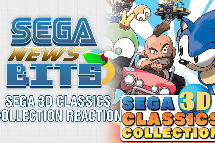 SEGA 3DS Classics Collection – Ab November auch in Europa erhältlich