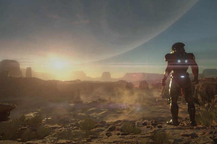 Mass Effect: Andromeda – Alpha Gameplay geleaked