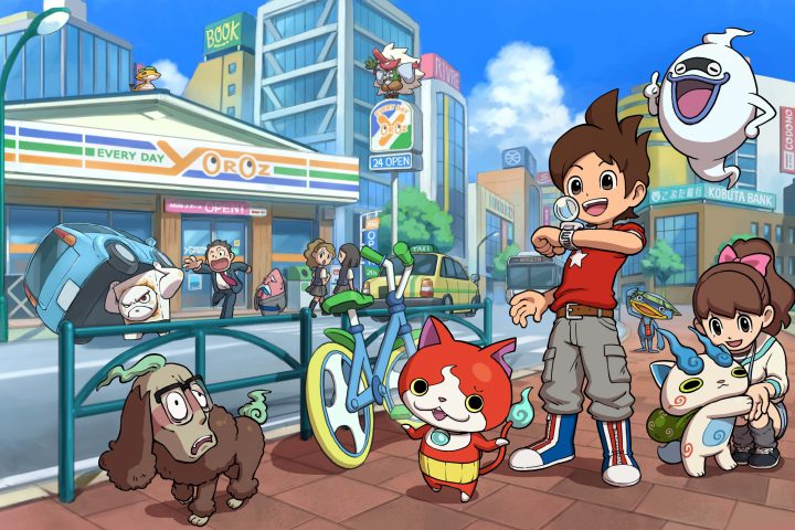 Yo-Kai Watch – Title-Song Trailer