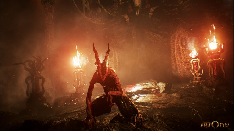 """Agony"" erhält Unrated PC Version!"
