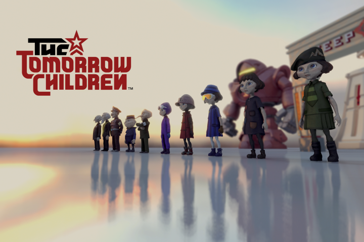 The Tomorrow Children – Open Beta ab sofort verfügbar