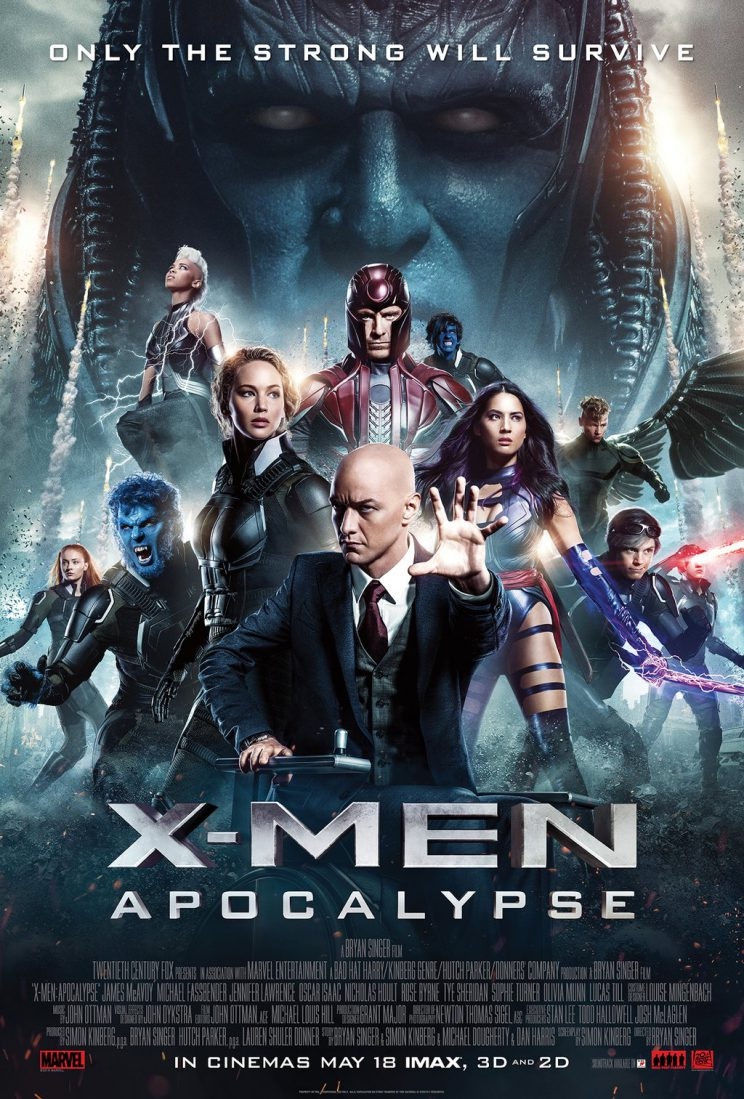 Review – X-Men: Apocalypse