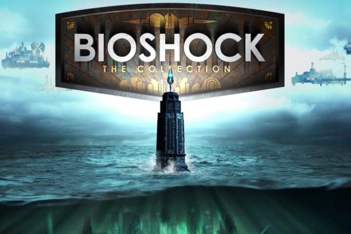 Bioshock Collection – Comparison Trailer veröffentlicht