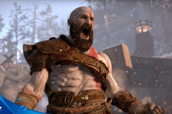 E3 – Sony – God of War