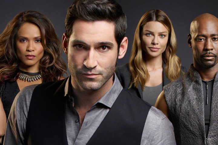 "Amazon Exclusives Serie ""Lucifer"" ab dem 15. Juli"