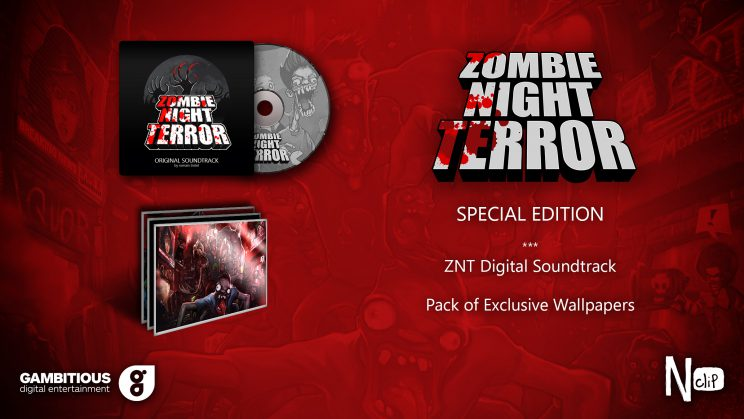 Zombie Night Terror Special Edition