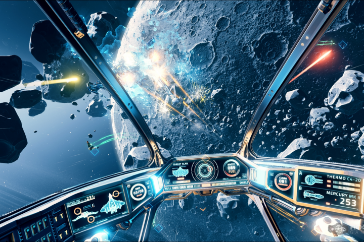 Everspace – Beta gestartet + neues Beta-Gameplay