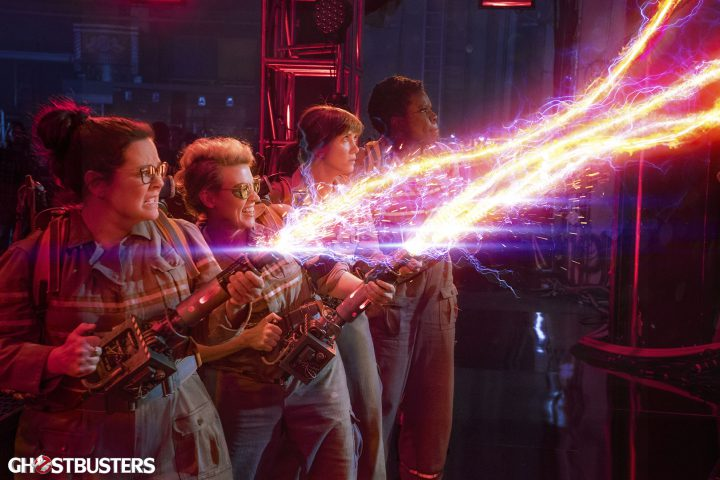 Review – Ghostbusters (2016)