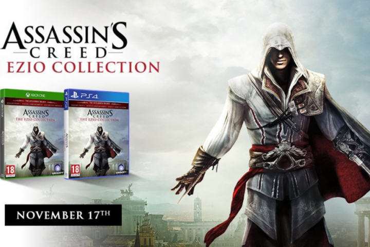 Assassin's Creed – Ezio Collection – Launch Trailer veröffentlicht