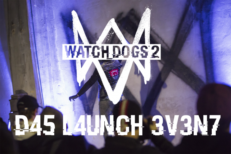 Watch Dogs 2 – Event in der METAStadt