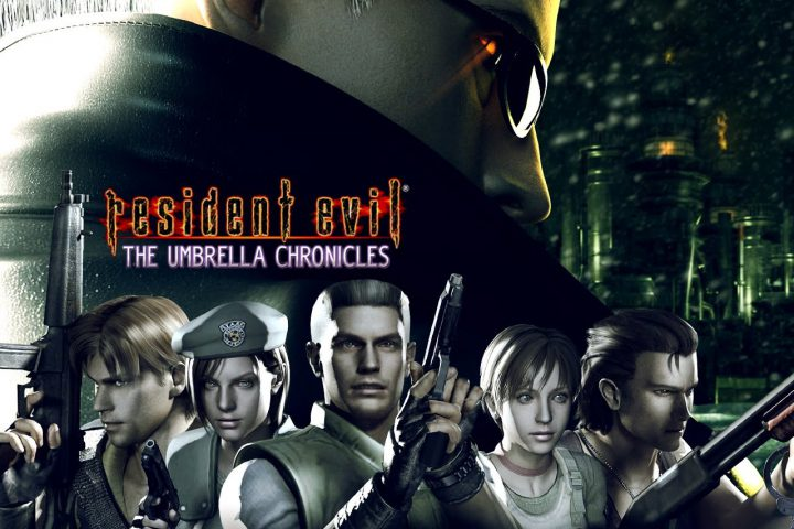 Resident Evil: The Umbrella Chronicles als Virtual Console Titel auf der Wii U