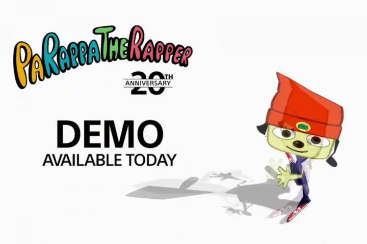 PaRappa the Rapper Remastered erscheint im April auch in Europa