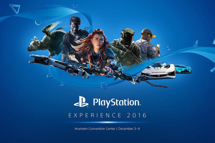 PlayStation Experience 2016 – Uncharted – The Lost Legacy