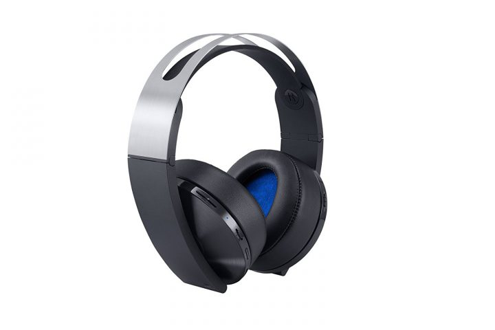 PlayStation 4 Platinum Wireless Headset enthüllt