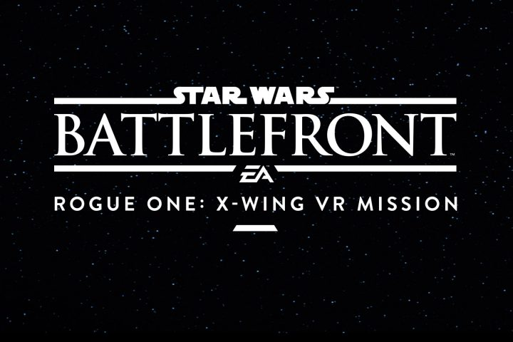 Star Wars: Battlefront – Rogue One X-Wing VR Mission ab sofort im PSN Store erhältlich