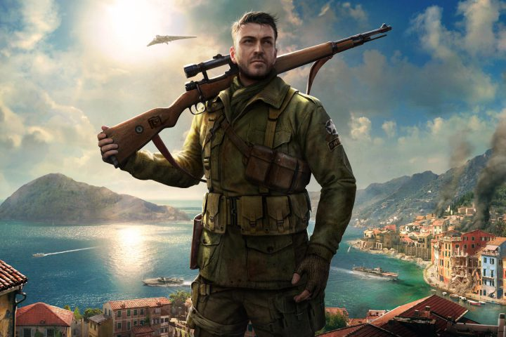 Sniper Elite 4: Italia erhält DayOne Patch