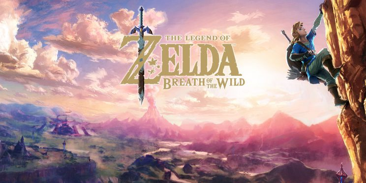 Weiterer TV Spot zu The Legend of Zelda: Breath of the Wild veröffentlicht