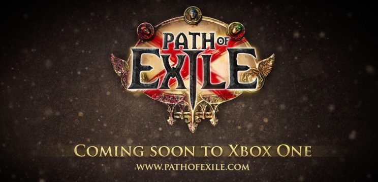 Path of Exile kommt auf Xbox One