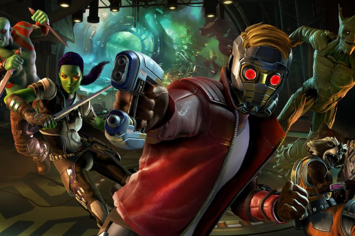 """Marvel's Guardians of the Galaxy: The Telltale Series"" – Vierte Episode erscheint kommende Woche"