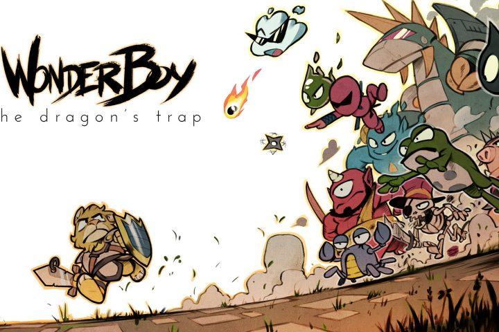 "Launch Trailer zu ""Wonder Boy: The Dragon's Trap"" veröffentlicht"