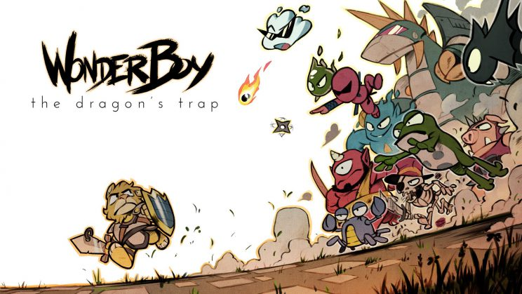 "Spart 50% bei ""Wonder Boy: The Dragon's Trap"" auf allen Plattformen!"
