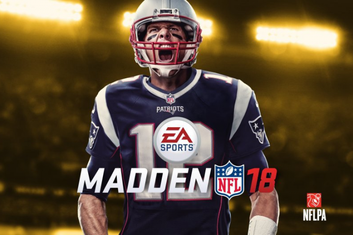 """Madden NFL 18"" bald in The Vault von EA Access"