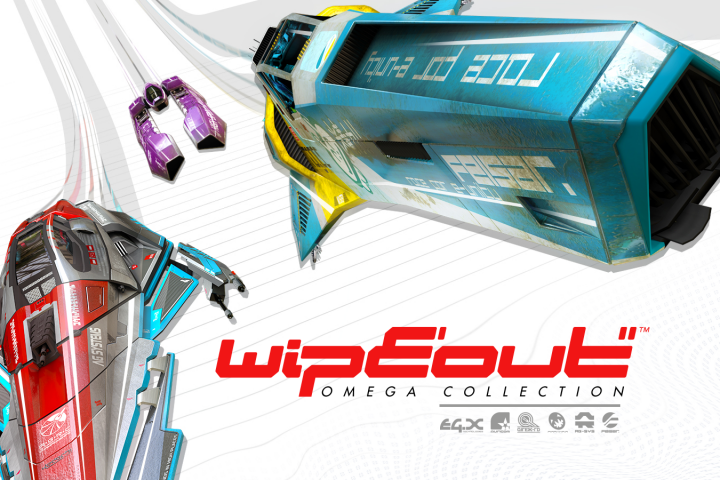 """""""Wipeout Omega Collection"""" erhält VR-Support"""