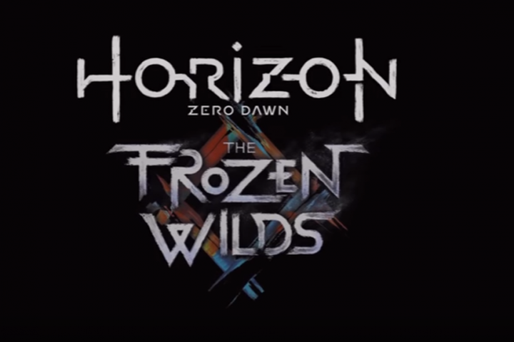 horizon zero dawn dlc how to start