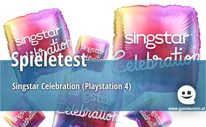 Spieletest – SingStar Celebration (PS4)