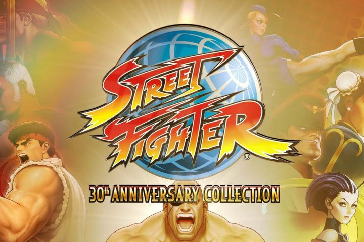 """Street Fighter 30th Anniversary Collection"" offiziell angekündigt"