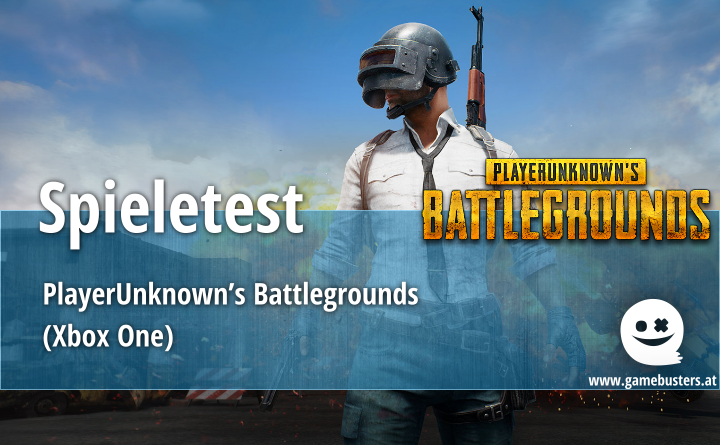 Spieletest – PlayerUnknown's Battlegrounds (Xbox One)