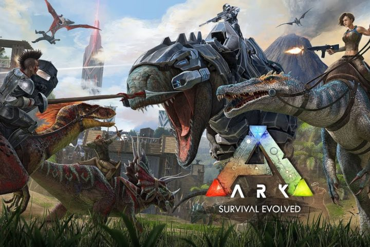 """ARK: Survival Evolved"" kommt auf die Nintendo Switch"