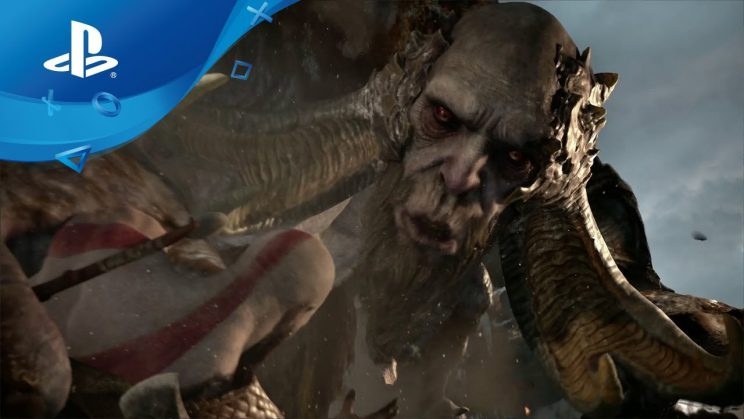 "Neuer ""God of War"" Trailer zeigt uns den Troll"