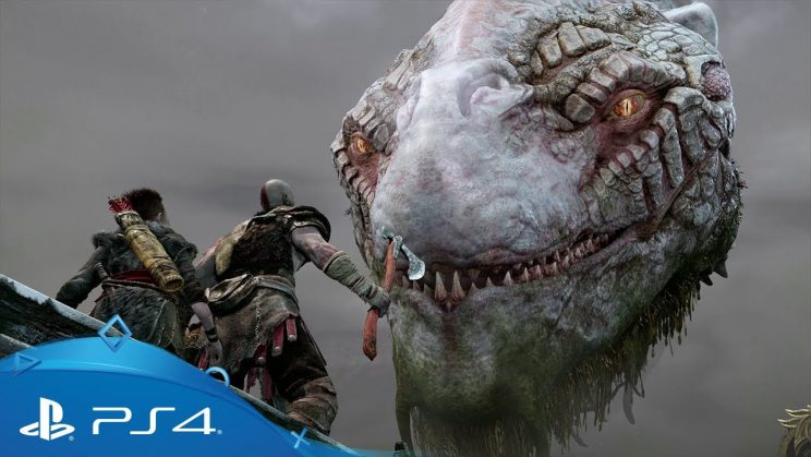 "Neuer ""God of War"" Trailer erklärt das Setting"