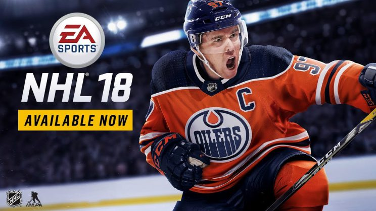 "EA Access – ""NHL 18"" ab sofort in The Vault"