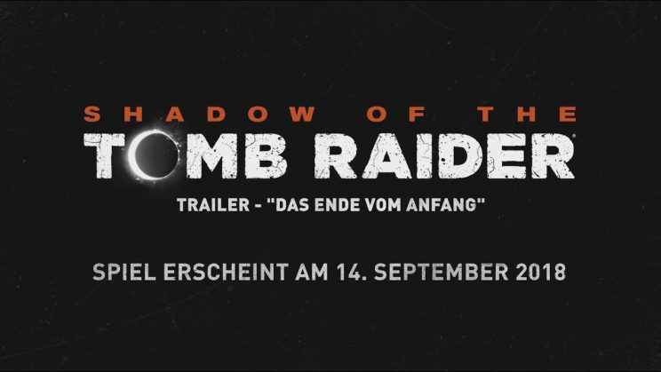 """Shadow of the Tomb Raider"" offiziell enthüllt"