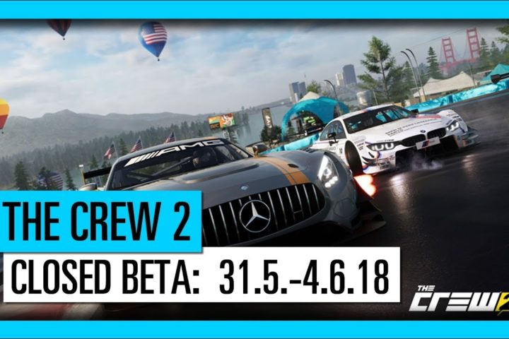 "Closed Beta von ""The Crew 2"" startet Ende Mai!"