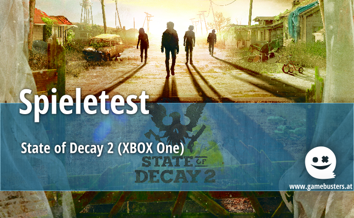 Spieletest – State of Decay 2 (Xbox One)