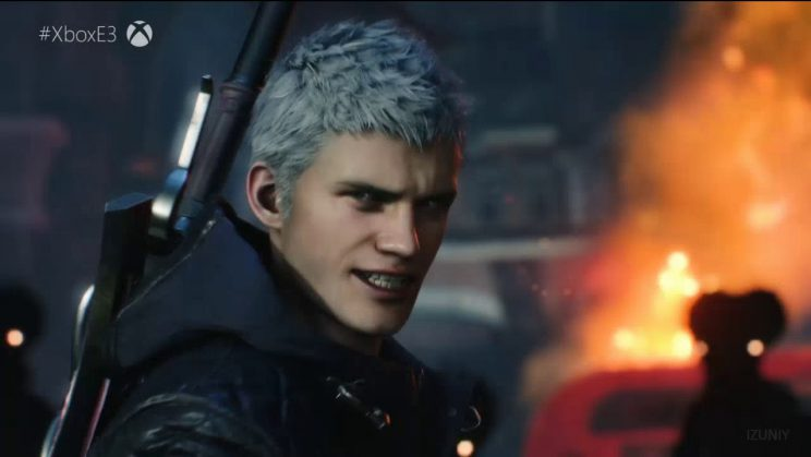 """Datne is back in """"Devil May Cry 5"""""""
