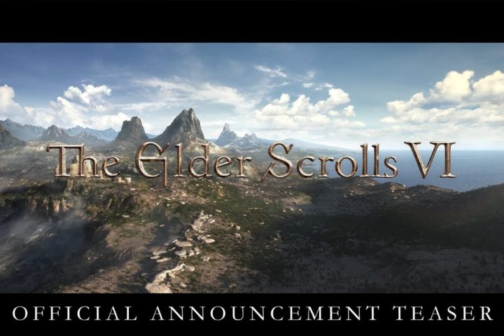"""The Elder Scrolls VI"" ist in der Mache!"