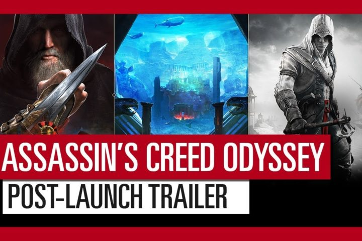 """Assassin's Creed Odyssey"" erhält Season Pass"